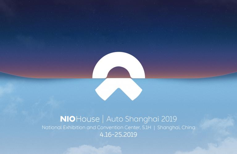 NIO Brings ES6 and NIO Power Solution to Auto Shanghai 2019