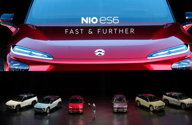 NIO Officially Launches NIO ES6 at NIO Day 2018
