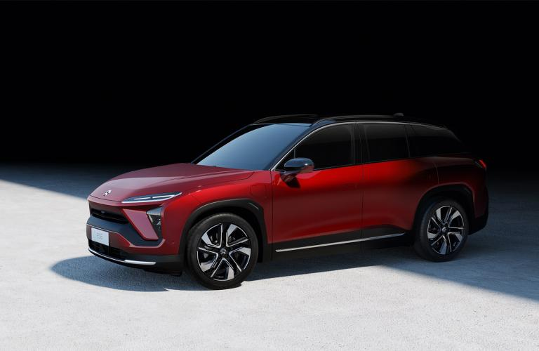 NIO ES6 Launches at Pre-subsidy Price Starting from 358,000 RMB with NEDC Range of up to 510 Kilometers