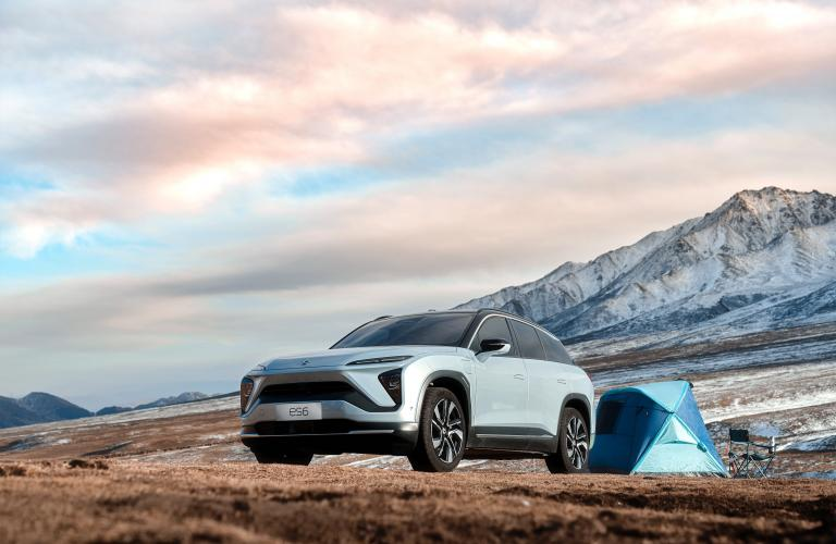 NIO Inc. Provides March and First Quarter 2021 Delivery Update