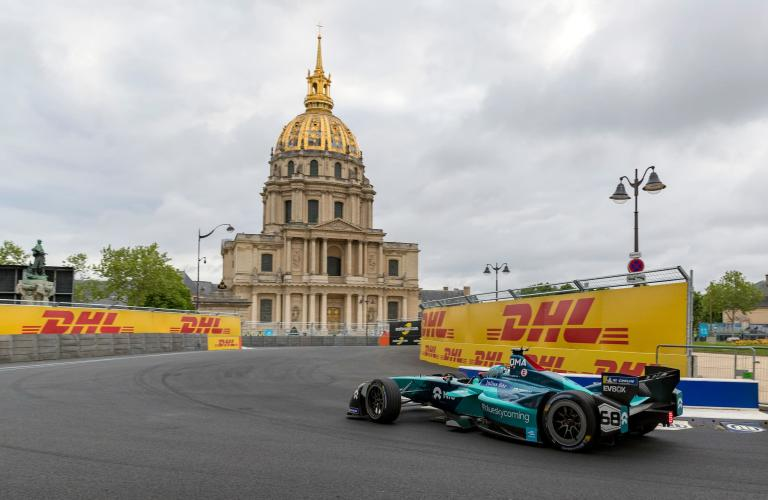 NIO Formula E Team: Paris E-Prix Report