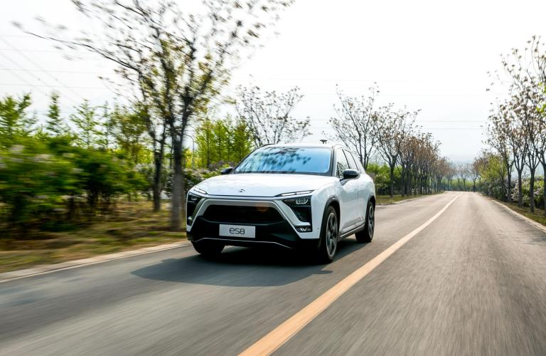 NIO Issued Beijing Intelligent Connected Vehicle Test Permit