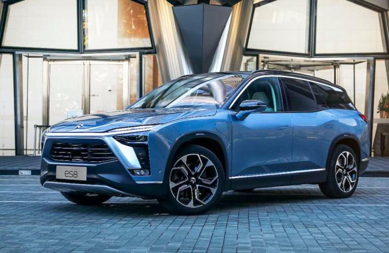NIO Delivers 7,102 Vehicles in April and 102,803 Cumulatively