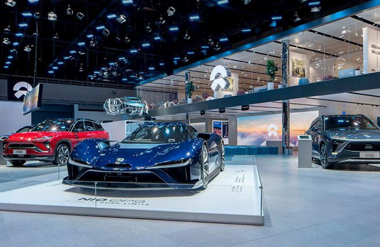 NIO House Opens at Auto China 2020