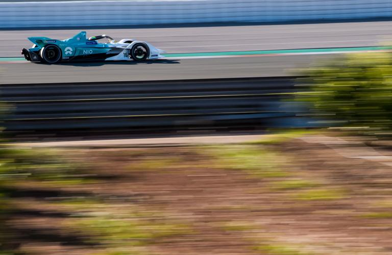 NIO Formula E Team Set for Season 5 Start