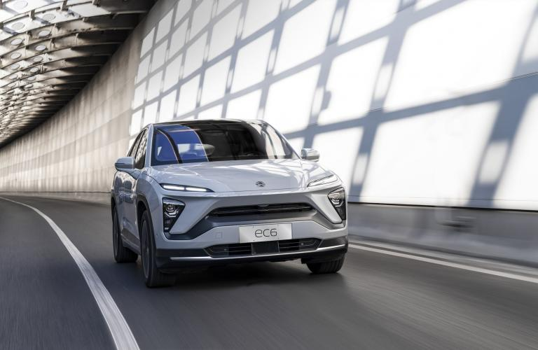 NIO Inc. Reports Unaudited Fourth Quarter and Full Year 2020 Financial Results