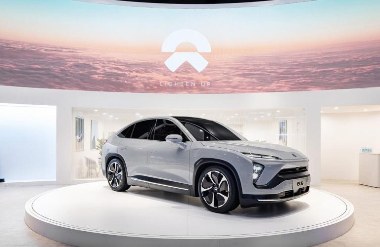 NIO Launches Smart Electric Coupe SUV EC6