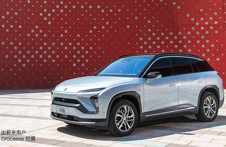 NIO Inc. Provides July 2020 Delivery Update